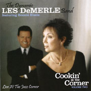 """Cookin' at the Corner, Vol. 2,"" by Les DeMerle"