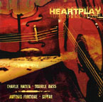"""Heartplay,"" by Charlie Haden & Antonio Forcione"