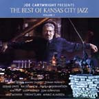 """The Best of Kansas City Jazz Vol. 2,"" by Joe Cartwright"