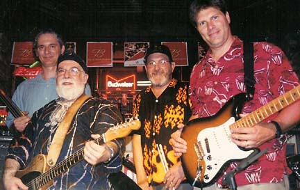 The Cronin Brothers, with Craig Kingery, Butch, Don Holmquist and Bill Lohrberg