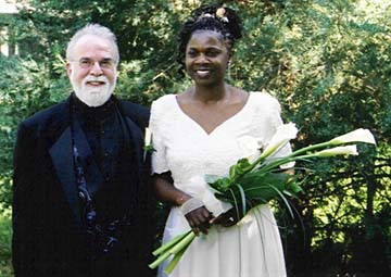 Butch and Grace wed in May 2003