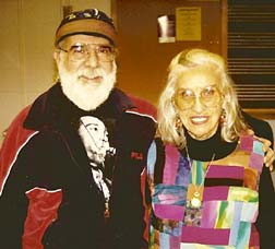 Butch Berman and Jane Jarvis in 1997 [File Photo]