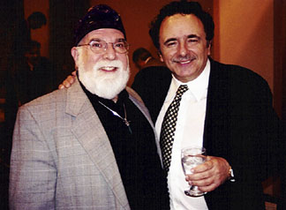 Butch and Claudio Roditi [Photo by Rich Hoover]