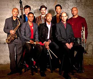 SF Jazz Collective [Courtesy Photo]