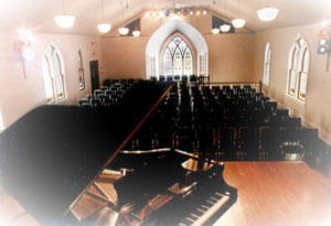 Brownville Concert Hall [Courtesy Photo]