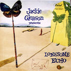 """Lonesome Echo,"" cover by Salvador Dali"