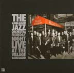 """Monday Night at the Village Vanguard,"" by The Vanguard Jazz Orchestra"